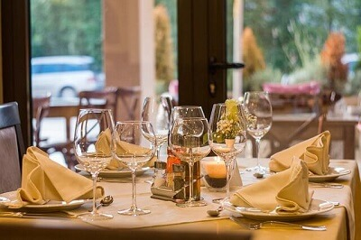 restaurant cleaning in Oxford