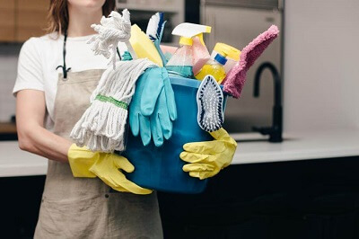 house cleaners in Oxford