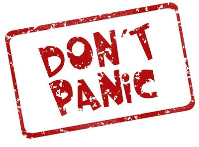 don't panic during your end of tenancy cleaning services