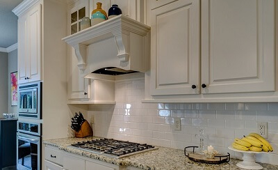 kitchen cleaning in a Guildford home
