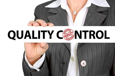 quality control in end of tenancy cleaning services