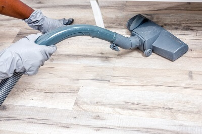 pre-tenancy cleaning in a Reading home