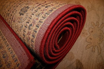 carpet in a Oxford home