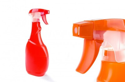 cleaner bottle